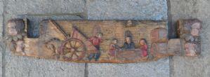 Key Sicilian cart