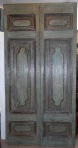 03 Chestnut Umbrian interior doors""