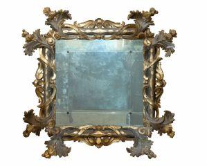 Rara specchiera Sec. XVII - XVIII