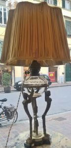 Lampada in Impero Sec.XIX