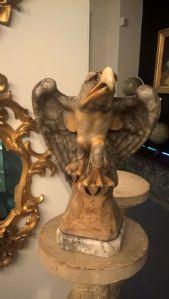 """sculpture en albâtre"""""""