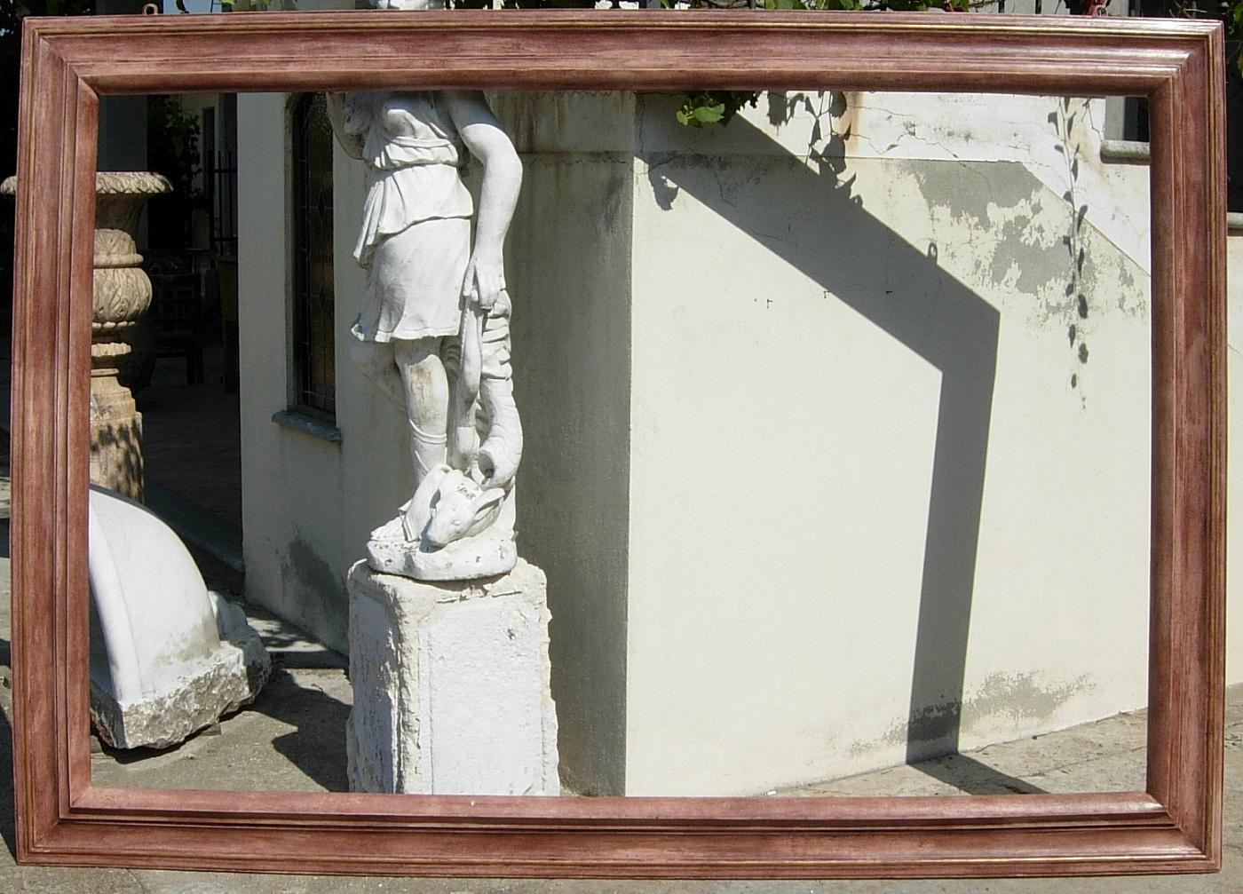 Cornice in legno laccato antiquariato su anticoantico for Legno laccato