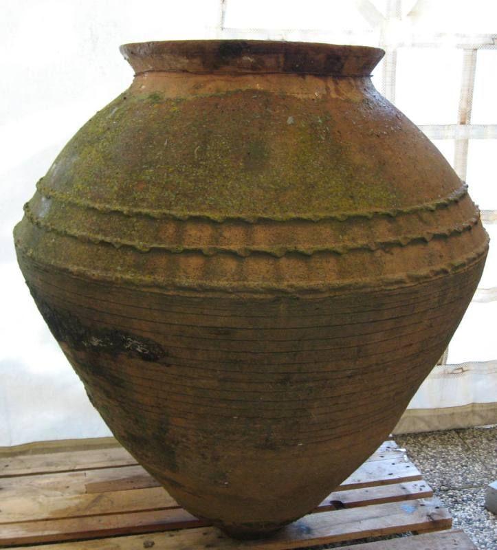 Anfora antica in terracotta grecia paesi del for Antiquariato costa