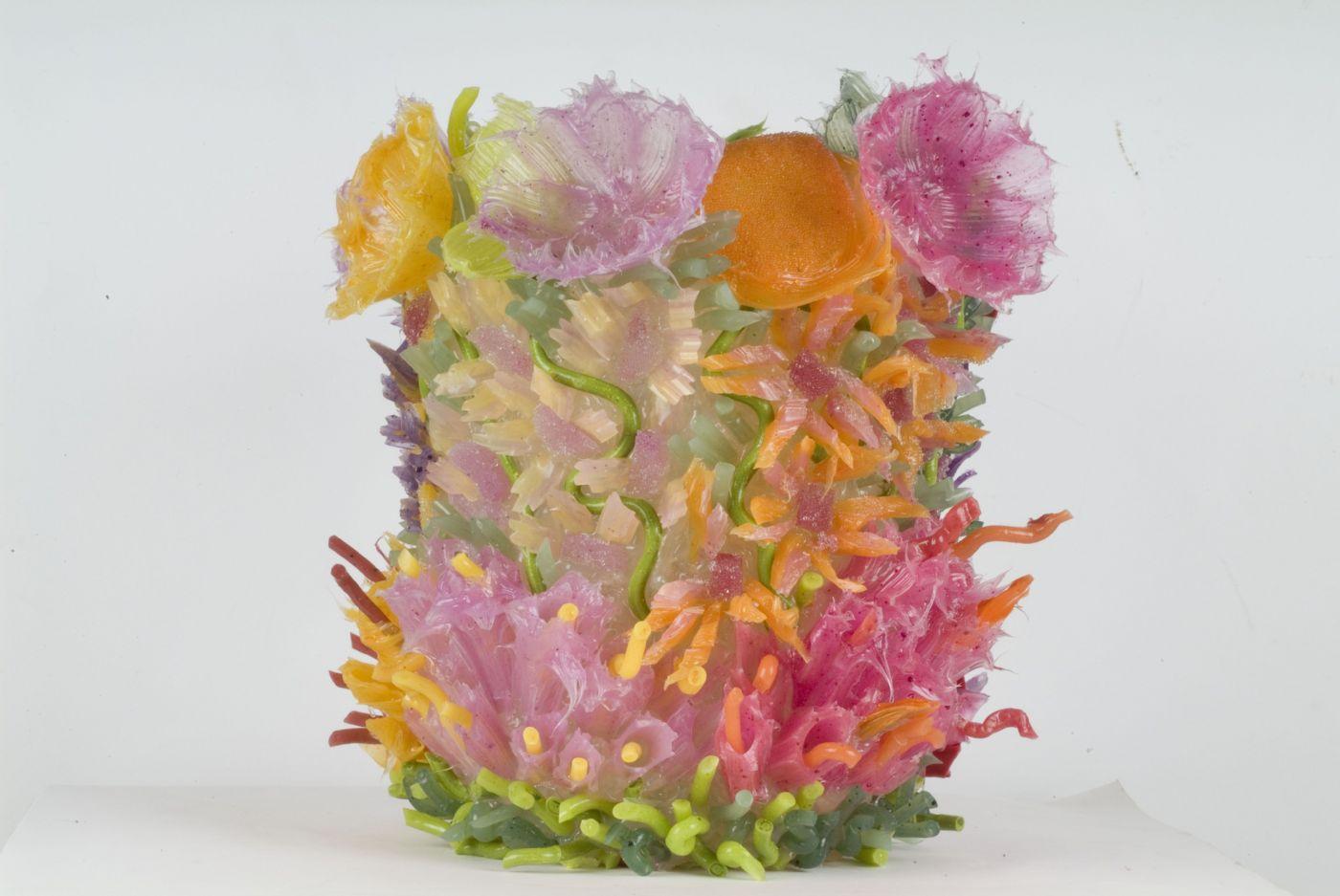 vase silikon antiquit ten auf anticoantico. Black Bedroom Furniture Sets. Home Design Ideas