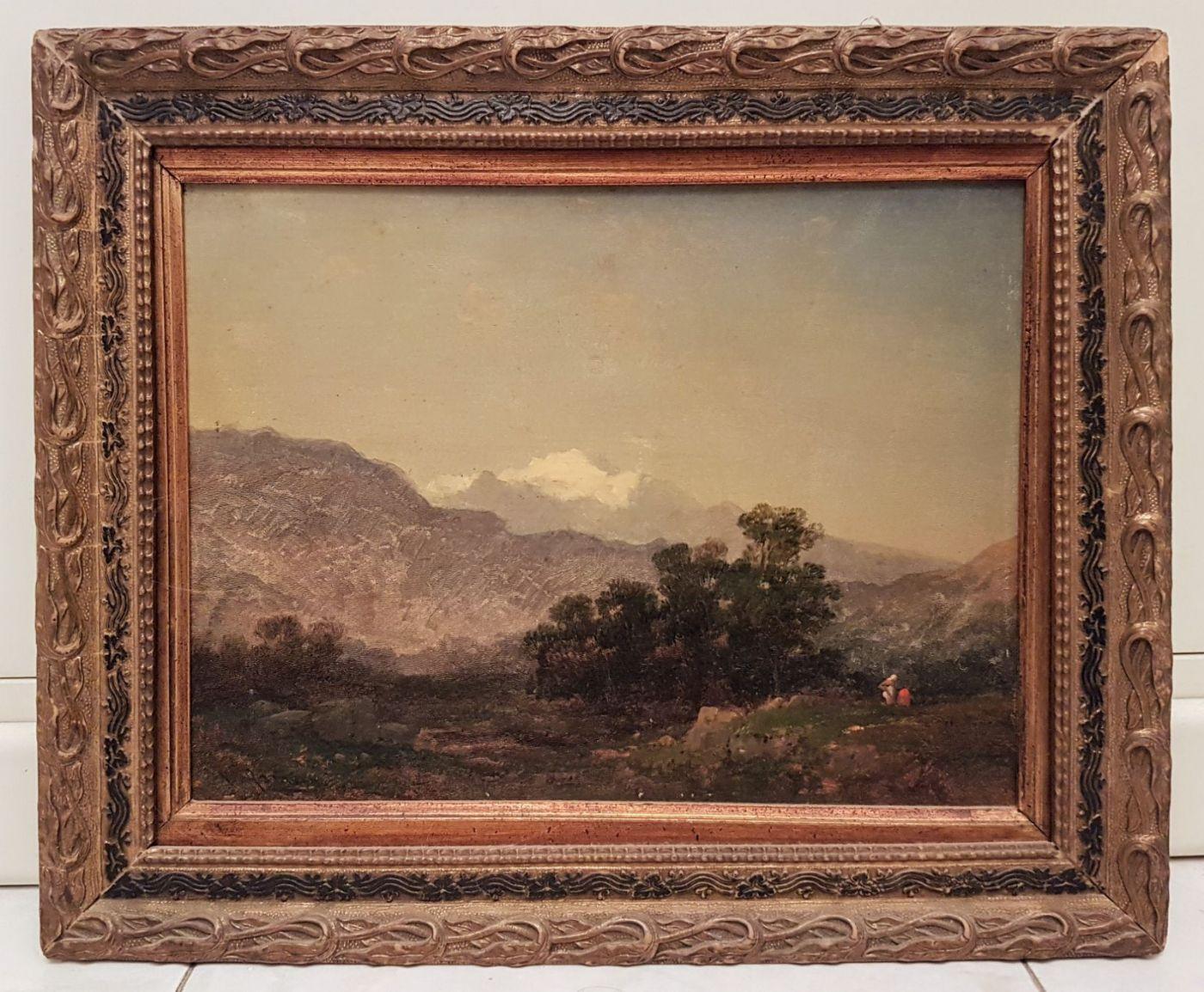 thumb2|Paysage de montagne.