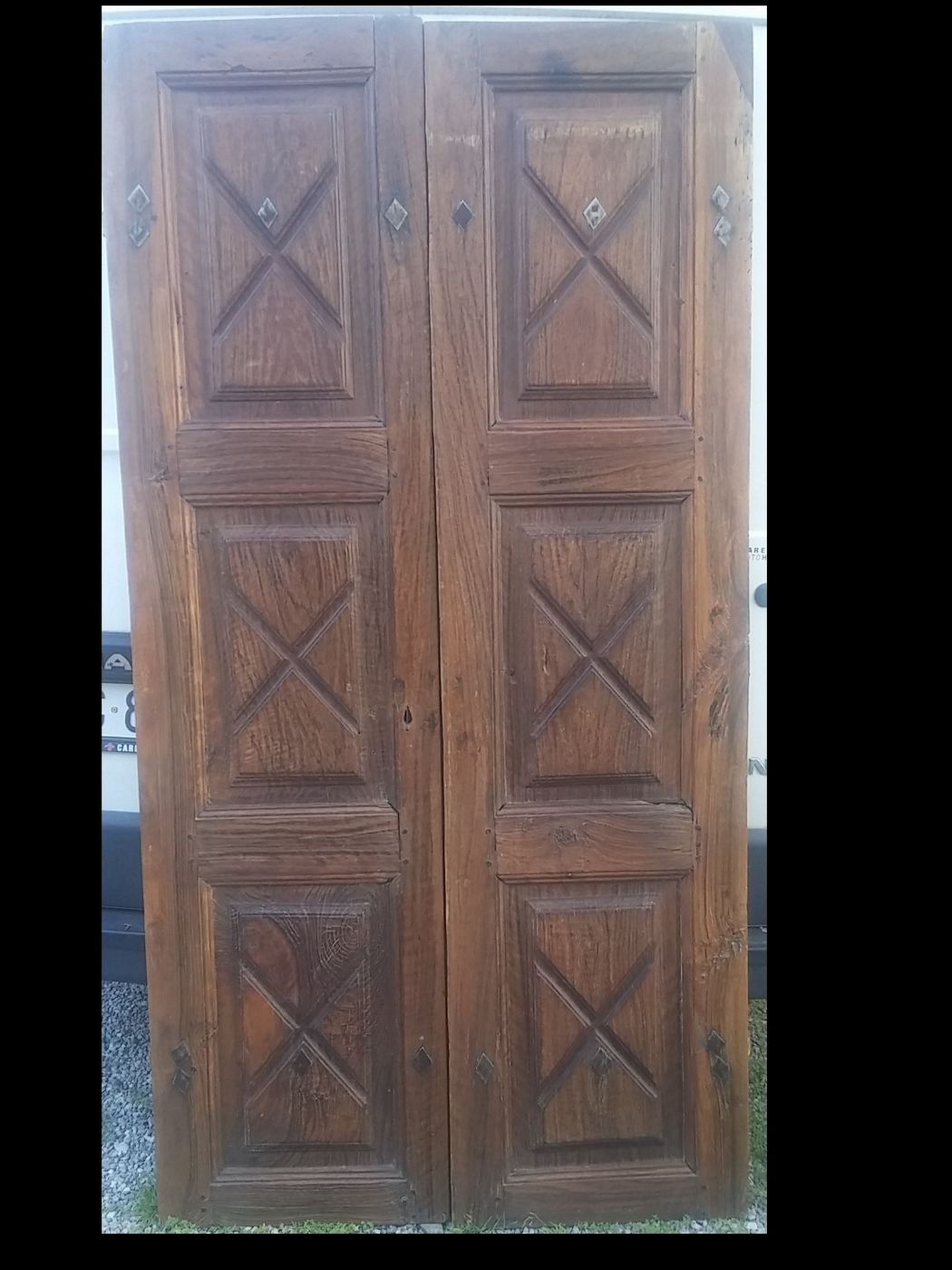 thumb2|porte à 2 portes
