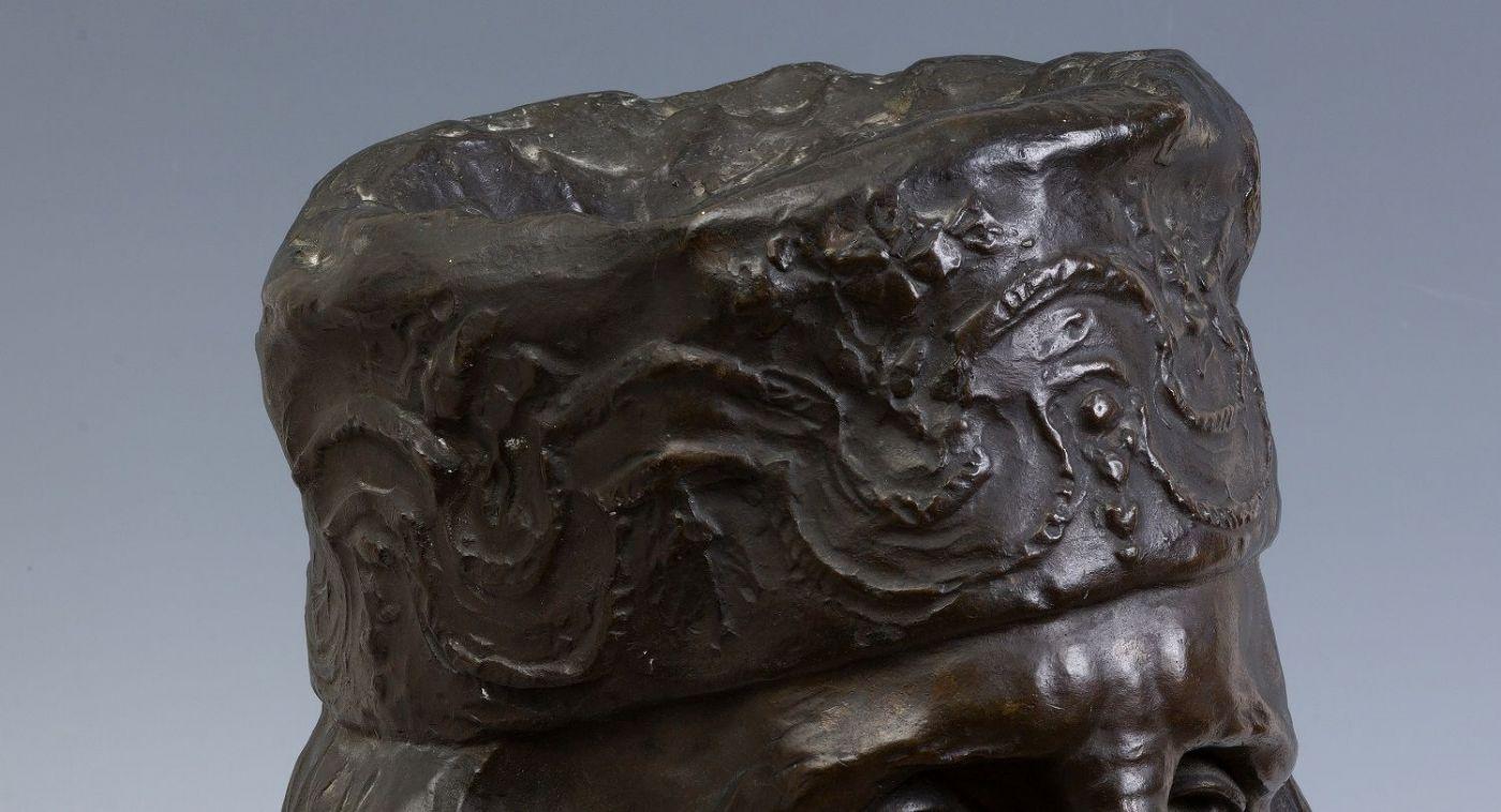 thumb2|Голова Джузеппе Гарибальди