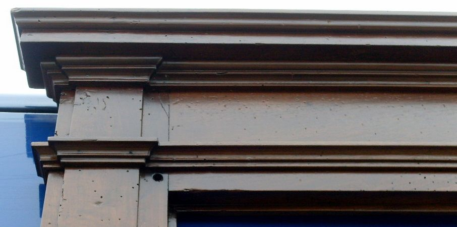 thumb2|Cadre de porte