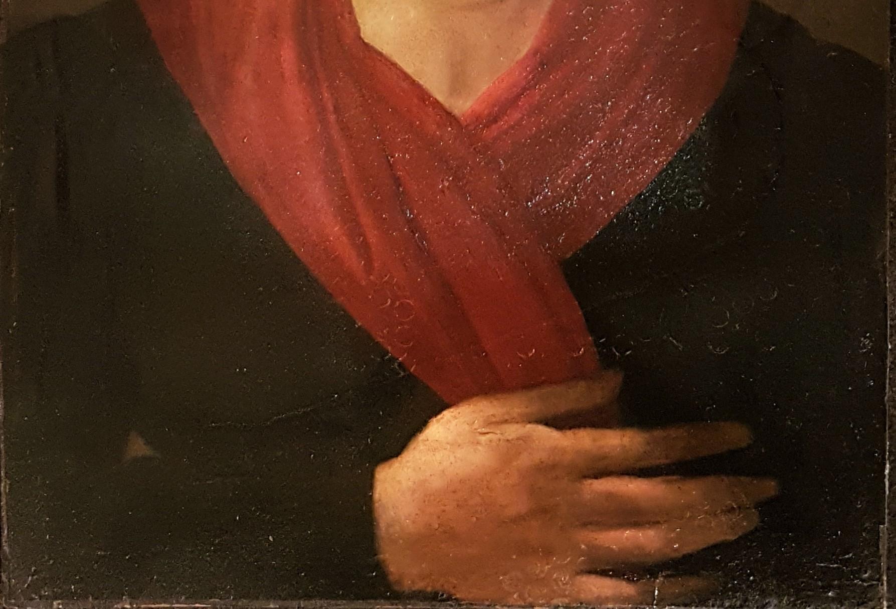 thumb2|Ritratto di donna - Donnino Pozzi