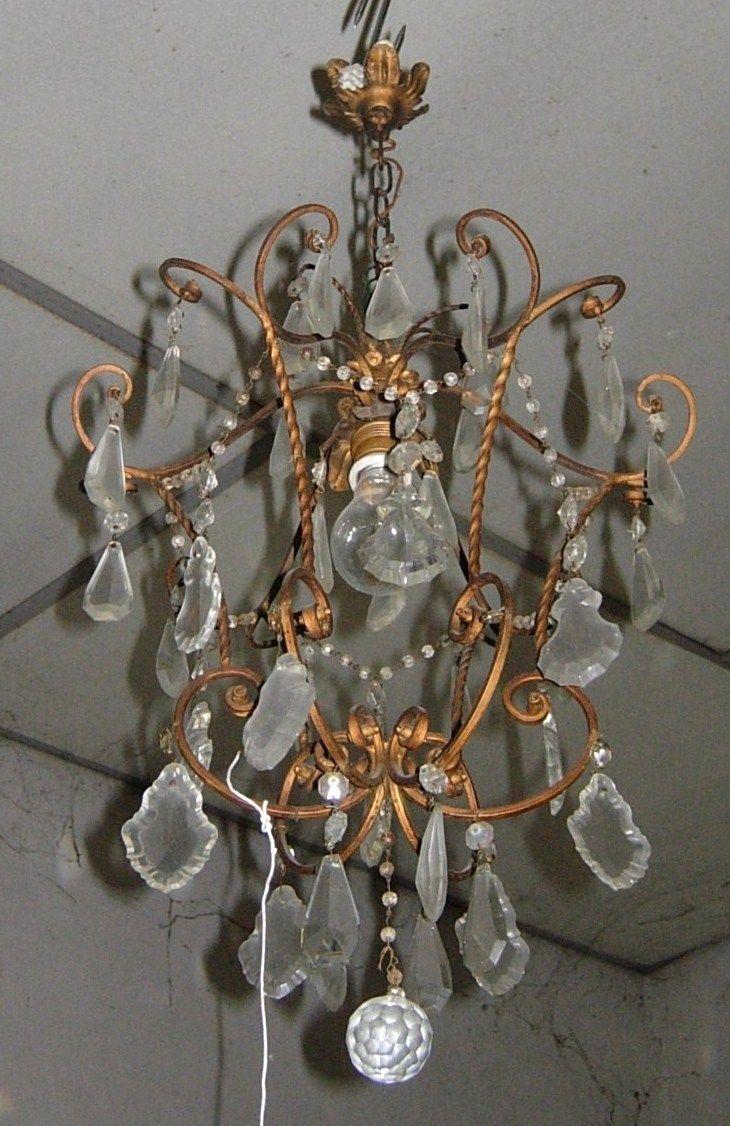 lampadari a gocce : lampadario a gocce Antiquariato su Anticoantico