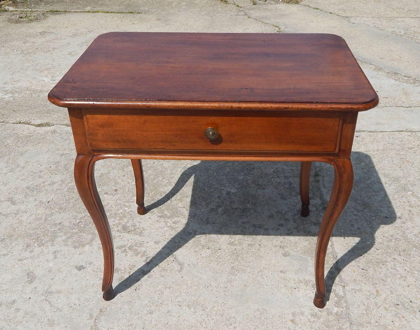 tavolo del 1700 antiquariato su anticoantico