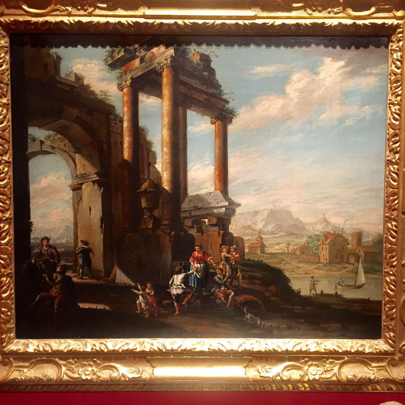Dipinto olio su tela antiquariato su anticoantico - Olio per mobili antichi ...