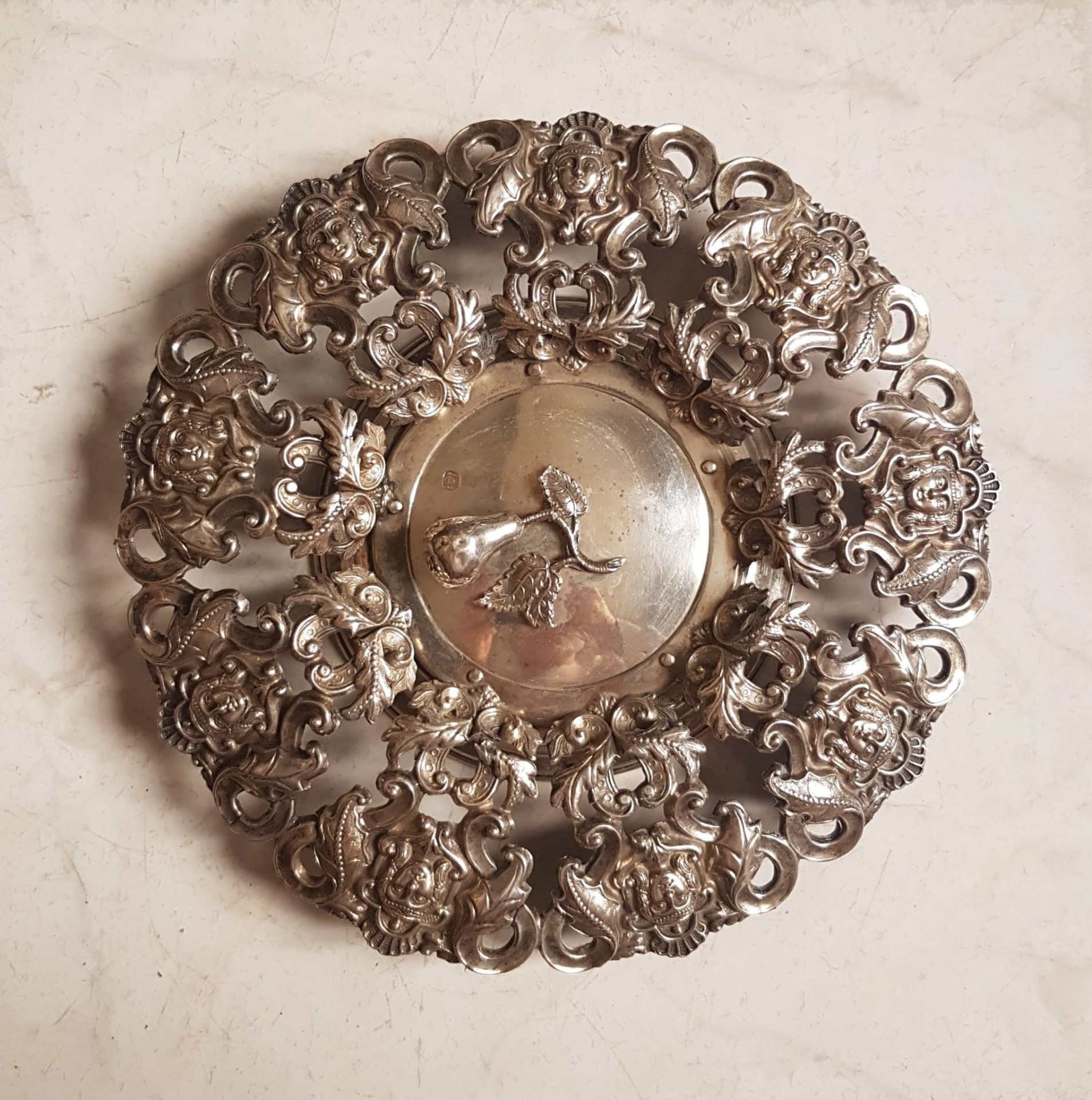 thumb2|Ornamental Tischdekoration