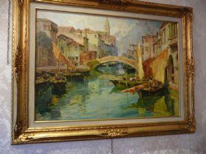 """Ghioggia Венеция Canal Lombardo"""""""