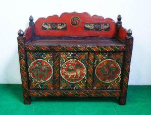 Mueble tibetano