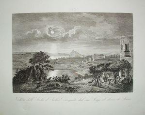 Ischia - Napoli - Zuccagni Orlandini 1845