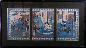 Ukiyo-e - U. Kunikane 1810-1830