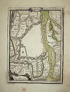 Pavie - GB Sesto 1707