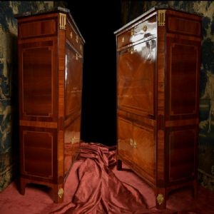 "TABLE CLOCK, PORCELAIN AND BRONZE GOLDEN XIX CENTURY"""