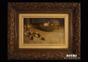 Scena con animali - Luigi Nono