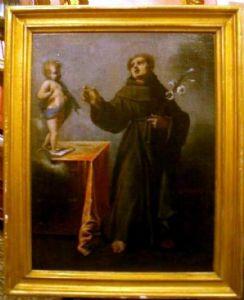Att, Jacopo Vignali ( Pratovecchio 1552 - 1661