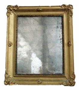 Specchiera antica. Epoca 1800