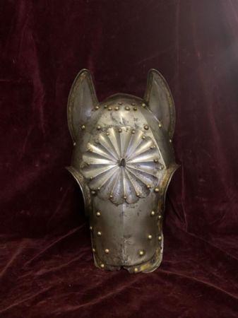 Testiera da cavallo 1570-1580