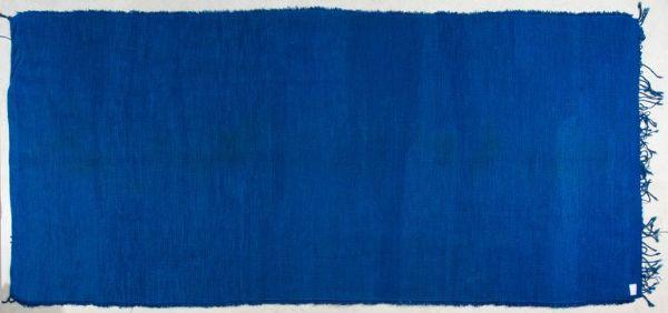Tappeto Marocco a fondo blu (n.1179)