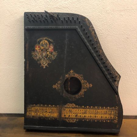 Antica Cetra Libertry 1900-1920 Guitar Zither