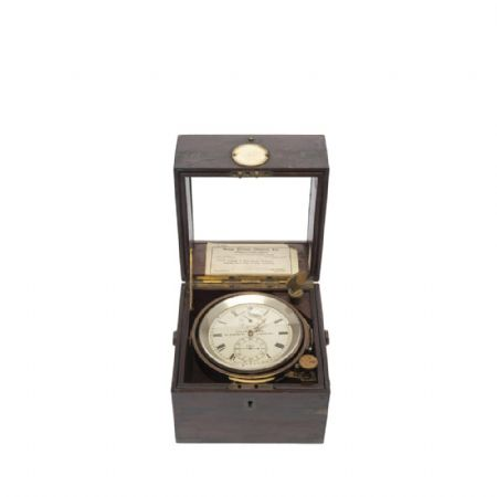 Cronometro da marina inglese Lilley & Son