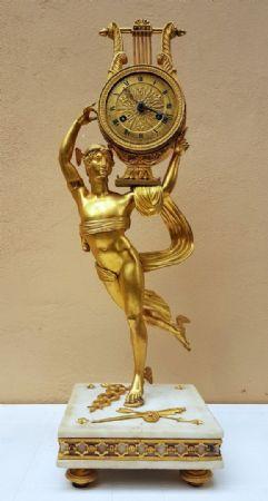 "Orologio d'appoggio ""Mercurio"" Pierre-Philippe Thomire"