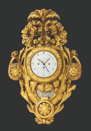 Pendola Cartel Dorata- XVIII-XIX secolo