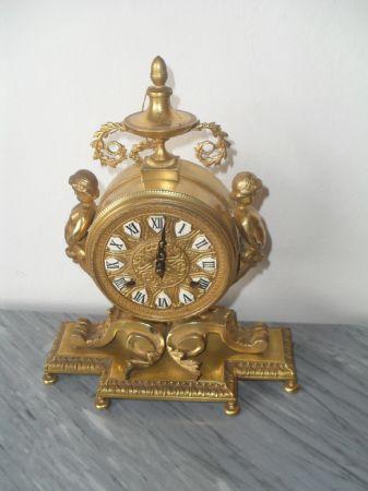 orologio in bronzo
