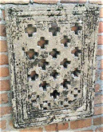 Finestra in pietra di Vicenza