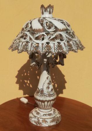 lampda in ceramica Bassano