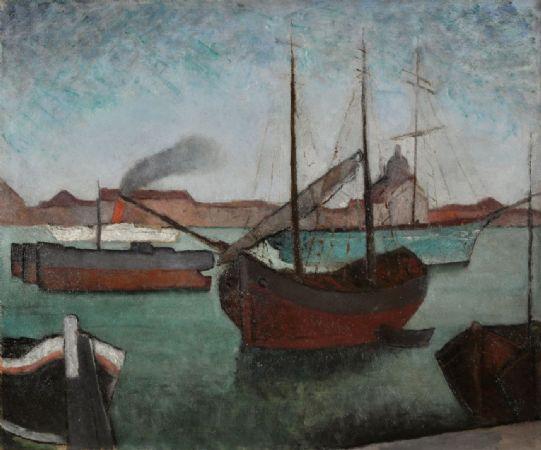 Venezia, Barche  (1928)