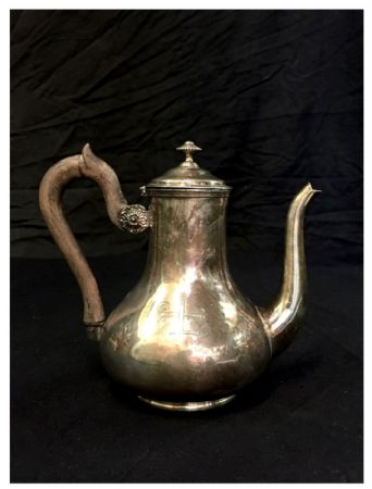 Brocca d'argento timbrata Charles-Nicolas Odiot (1789-1868), XIX° secolo
