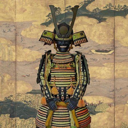 ARMATURA SAMURAI ORIGINALE