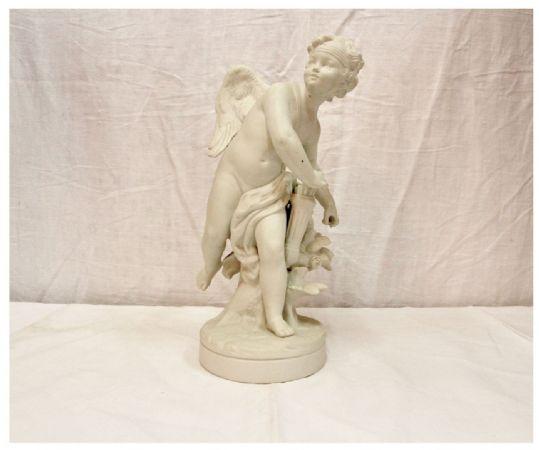 Biscotto con Cupido, fine XIX° / inizio XX°
