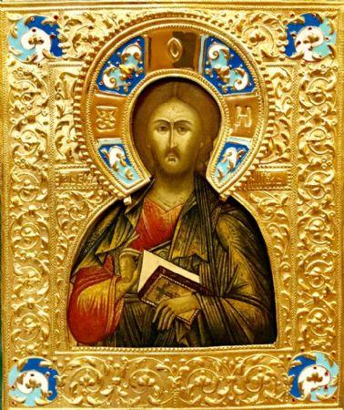 Cristo Pantocratore - cod. A45