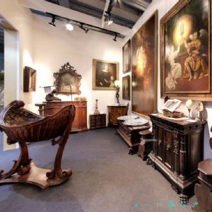Luxury Art Gallery