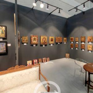 Academia Ikon Rus' Antiche Icone Russe