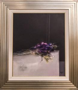 Giovanni Cappelli, dipinto ad olio,