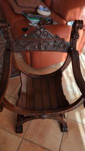 2 кресла савонарола