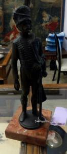 Statua in bronzo