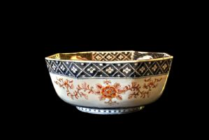 Porcelain bowl Japan, Arita, nineteenth century.