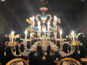 威尼斯贡多拉吊灯14火焰