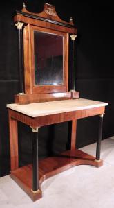 Consolle antiche mobili antichi antiquariato su anticoantico for Mobili antichi 1800