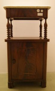 Antique Italian Louis Philippe cabinet from the 1800s
