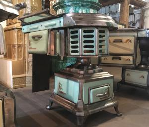 2-year-old Coal Kitchen